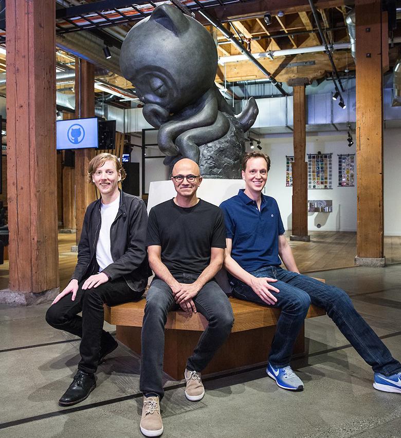 Microsoft compra GitHub, la plataforma de desarrollo colaborativo
