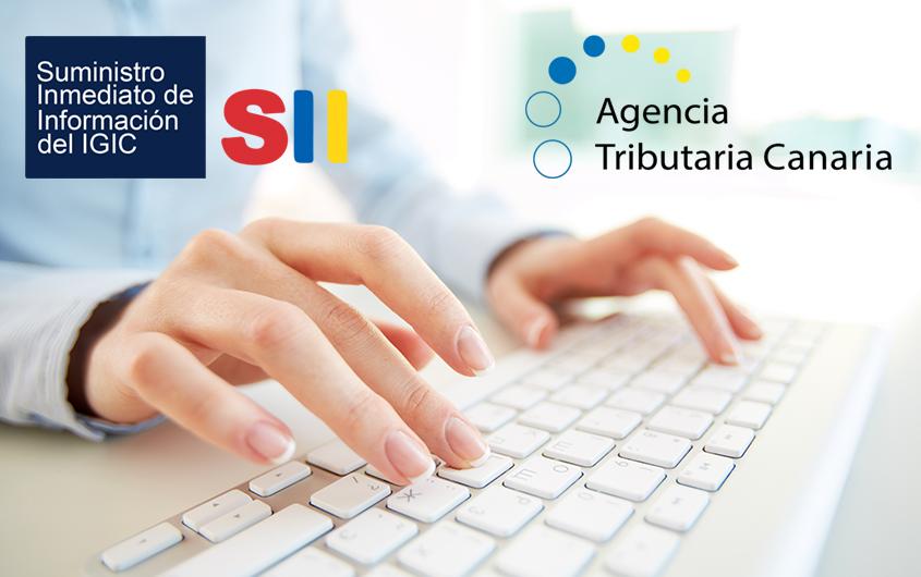 Agencia Tributaria Canaria: Suministro Inmediato de Información del IGIC